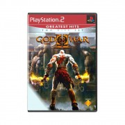 Jogo God of War 2 Greatest Hits - PS2