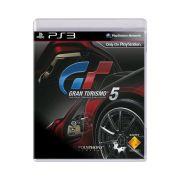 Jogo Gran Turismo 5 - PS3