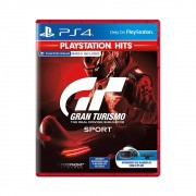 Jogo Gran Turismo Sport PlayStation Hits - PS4