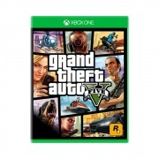 Jogo Grand Theft Auto V GTA - Xbox One