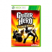 Jogo Guitar Hero World Tour - Xbox 360