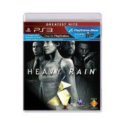 Jogo Heavy Rain Greatest Hits - PS3