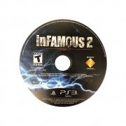 Jogo Infamous 2 - PS3 - SEM ENCARTE