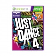 Jogo Just Dance 4 - Xbox 360