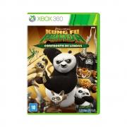 Jogo Kung Fu Panda Confronto de Lendas - Xbox 360