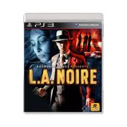 Jogo LA Noire - PS3
