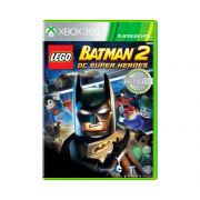 Jogo LEGO Batman 2 DC Super Heroes Platinium Hits - Xbox 360