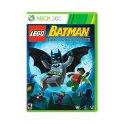 Jogo LEGO Batman The Videogame - Xbox 360