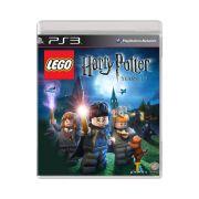 Jogo LEGO Harry Potter Years 1-4 - PS3