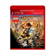 Jogo LEGO Indiana Jones 2 Greatest Hits - PS3