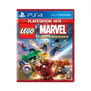 Jogo LEGO Marvel Super Heroes PlayStation Hits - PS4