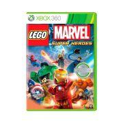 Jogo LEGO Marvel Super Heroes - Xbox 360