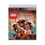 Jogo LEGO Piratas do Caribe - PS3