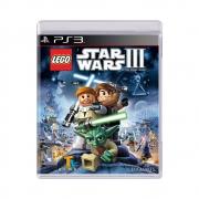 Jogo LEGO Star Wars 3 - PS3