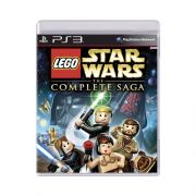 Jogo LEGO Star Wars The Complete Saga - PS3