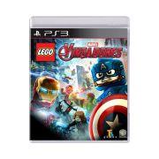 Jogo LEGO Vingadores - PS3