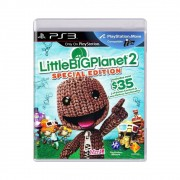 Jogo Little Big Planet 2 Special Edition - PS3