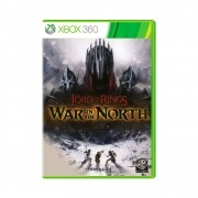 Jogo Lord of the Rings War In The North - Xbox 360