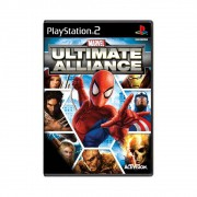 Jogo Marvel Ultimate Alliance - PS2