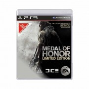 Jogo Medal of Honor Limited Edition - PS3