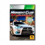 Jogo Midnight Club: Los Angeles - Xbox 360