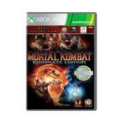 Jogo Mortal Kombat Komplete Edition - Xbox 360