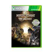 Jogo Mortal Kombat VS DC Universe Platinum Hits - Xbox 360