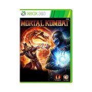 Jogo Mortal Kombat - Xbox 360