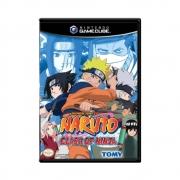 Jogo Naruto Clash of Ninja Player's Choice - GameCube