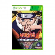 Jogo Naruto Rise of Ninja - Xbox 360 - EUROPEU