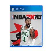 Jogo NBA 2K18 - PS4