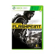 Jogo Operation Flashpoint: Dragon Rising - Xbox 360