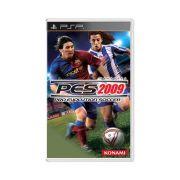 Jogo PES Pro Evolution Soccer 2009 - PSP