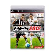 Jogo PES Pro Evolution Soccer 2012 - PS3