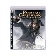 Jogo Piratas do Caribe At Worlds End - PS3