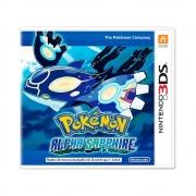 Jogo Pokémon Alpha Sapphire - Nintendo 3DS