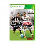 Jogo Pro Evolution Soccer PES 2012 - Xbox 360