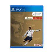 Jogo Pro Evolution Soccer PES 2019 - PS4