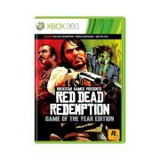 Jogo Red Dead Redemption - Game of The Year Edition - Xbox 360