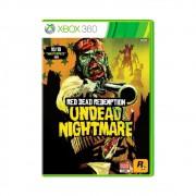 Jogo Red Dead Redemption Undead Nighmare - Xbox 360