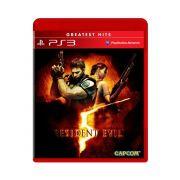 Jogo Resident Evil 5 - PS3