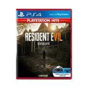 Jogo Resident Evil 7 Playstation Hits - PS4