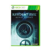 Jogo Resident Evil Revelations - Xbox 360