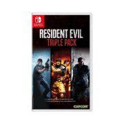 Jogo Resident Evil Triple Pack - Nintendo Switch