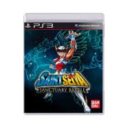 Jogo Saint Seiya Sanctuary Battle - PS3