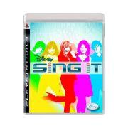 Jogo Sing It - PS3