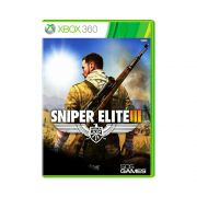 Jogo Sniper Elite 3 - Xbox 360