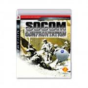 Jogo Socom: Confrontation - PS3
