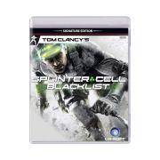 Jogo Splinter Cell Blacklist - PS3