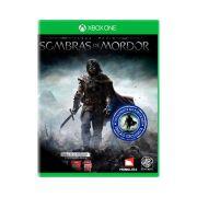 Jogo Terra Média Sombras de Mordor - Xbox One